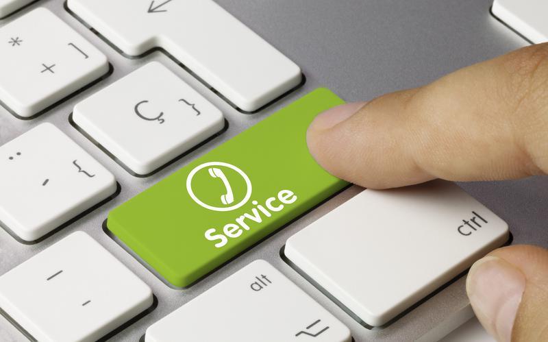 ご利用可能なサービスを確認する